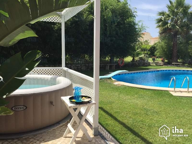 Bild Intex Whirlpool im Garten