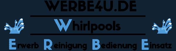 Aufblasbarer Whirlpool Test